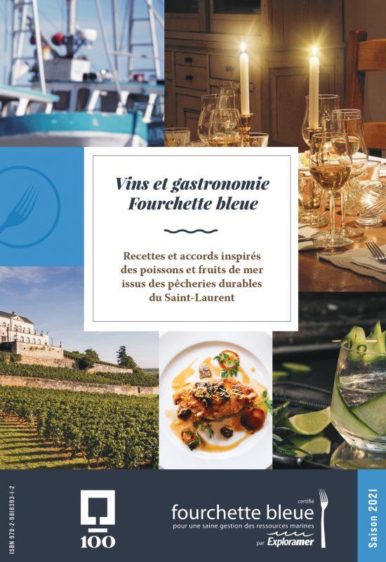 Fourchette bleue - Vins et Gastronomie 2021